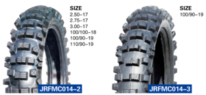 Motorcycle tyre and tube-16