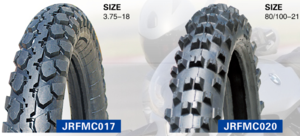 Motorcycle tyre and tube-18