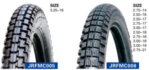 Motorcycle tyre and tube-8