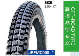 Motorcycle tyre and tube-9